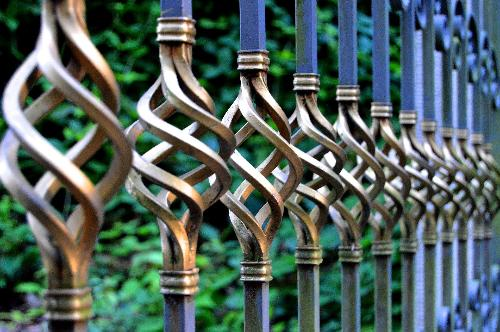 Lakeland gated communities security gate