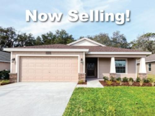 New Homes for Sale in Lakeland, FL at Breakwater Cove