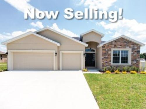 Now Selling - Boutique Community of Lakeland New Homes