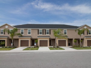 Bradford Manor townhomes in Sarasota