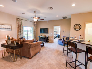 Discover stylish and affordable new homes in a laid-back locale near Lakeland at Magnolia Walk II, a gated community of new homes in Bartow, Florida.