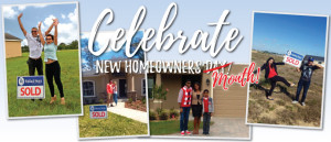 Celebrate New Homeowners Day All Month!