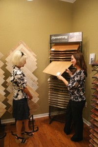 Personalize your Florida new home at the Highland Homes Personal Selection Studio