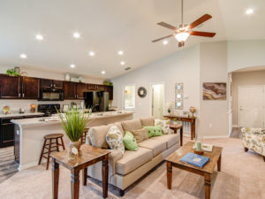 Parker Model Home | Lake Alfred homes for sale