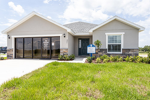 New Model Home in Winter Haven at VillaMar