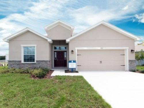 Now Open: New Model Homes in Lakeland FL