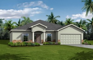 New homes in Bartow near laid-back Lakeland, Florida