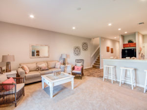 Siesta townhome in Sarasota at Palmer Place