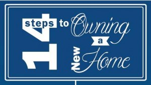 14 Steps to Owning a New Home