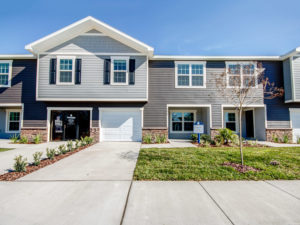Watercress townhome in Tampa
