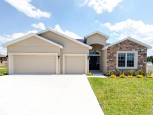 New Homes for Sale in Plant City, FL at Devinshire Estates