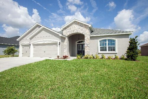 Willow II - A new home in Lakeland, FL>