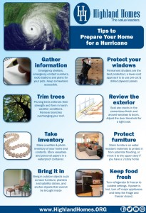 Tips to Prepare for a Hurricane