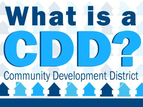 What is a CDD and what are CDD fees?>