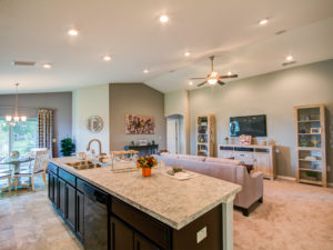 The Palmer, a top-selling Florida home design available at Gramercy Farms