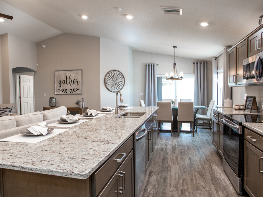 New homes in Riverview, FL at Ridgewood