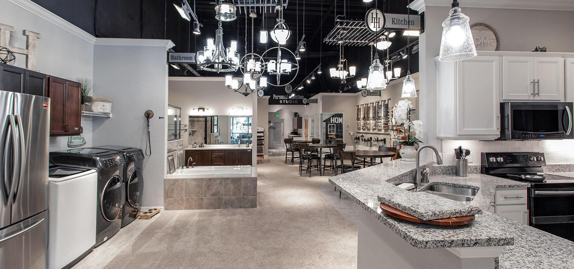 Design Your Dream Home At The Highland Homes Personal Selection Studio