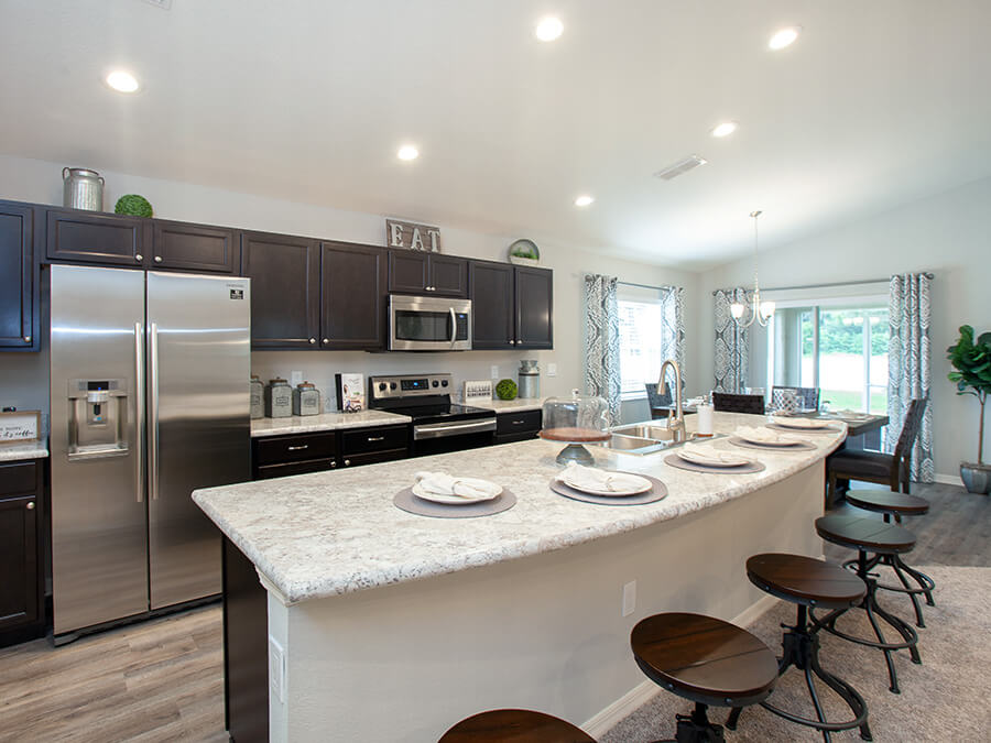 Parker kitchen cabinets