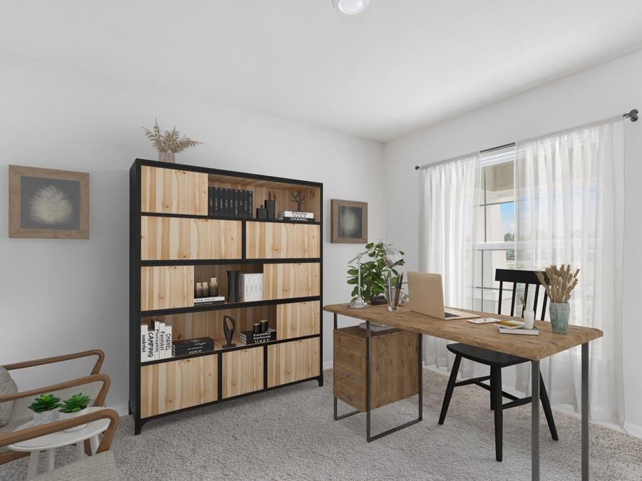 Parsyn secondary bedroom