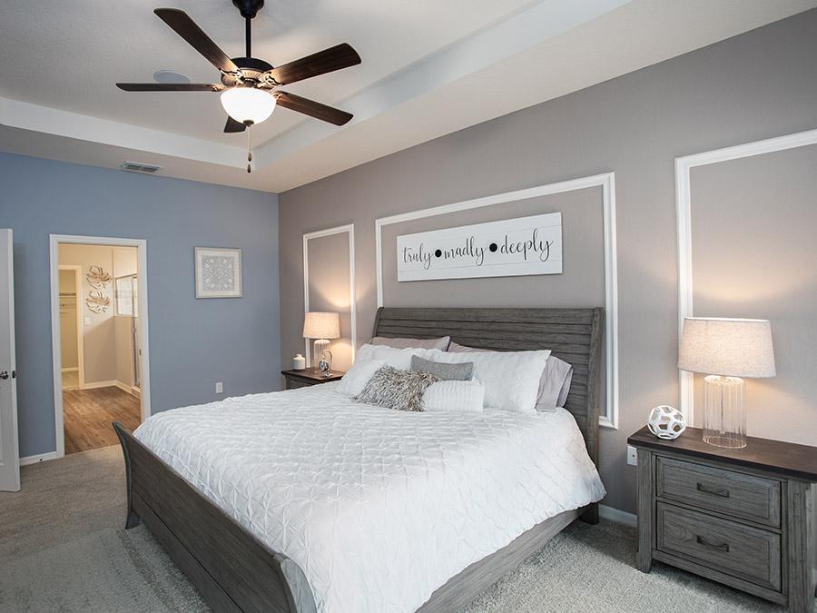 Westin model home in Davenport, FL