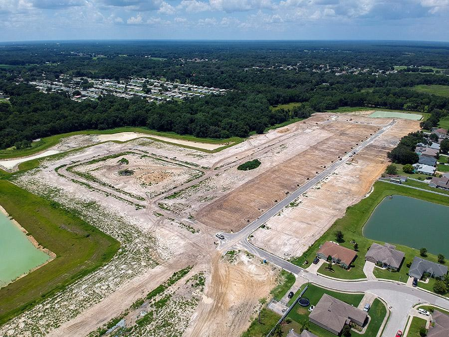 New homes in Lakeland are available now in Hunter's Crossing Phase 3